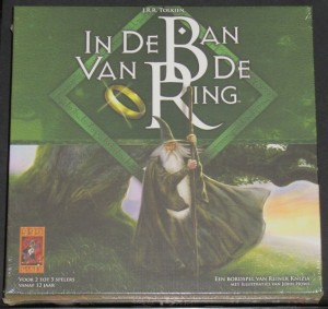In de Ban van de Ring - 999 Games