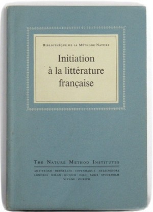 Arthur M. Jensen ~ Initiation a la litterature francaise