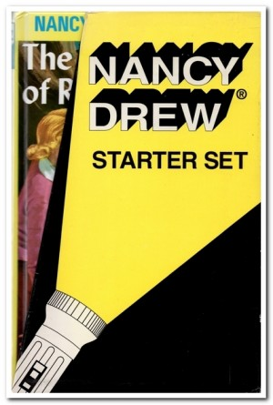 Carolyn Keene ~ Nancy Drew Starter set