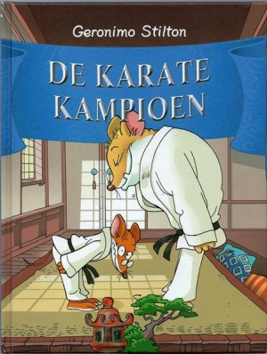 Geronimo Stilton ~ De Karatekampioen (Dl. 50)