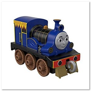 Thomas de Trein Trackmaster: Rajiv - Fisher-Price