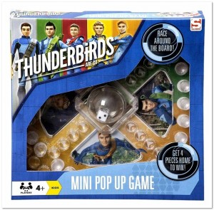 Thunderbirds Mini Pop Up Spel