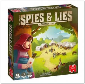 Spies en Lies - A Stratego Story