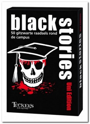 Black Stories - Uni Edition