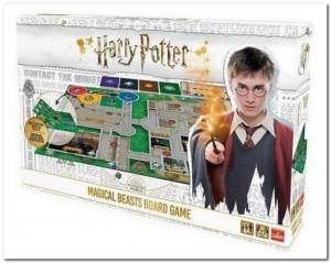 Harry Potter: Magical Beasts Boardgame - Goliath