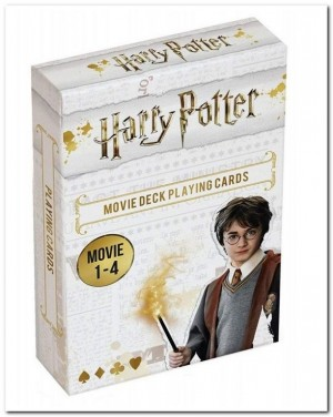 Speelkaarten: Harry Potter Movie 1 - 4