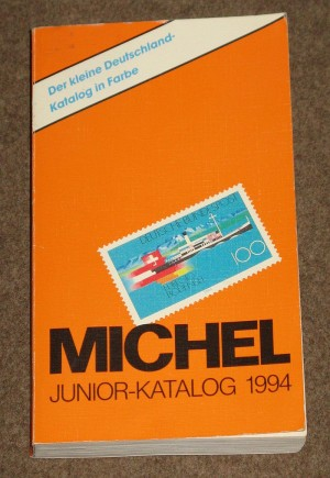 Michel Junior-Katalog 1994