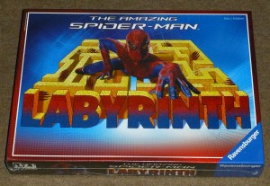 The Amazing Spider-Man Labyrinth - Ravensburger