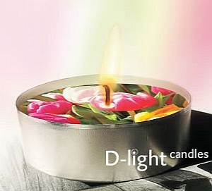Combinatieaanbieding ~ D-Light Candles