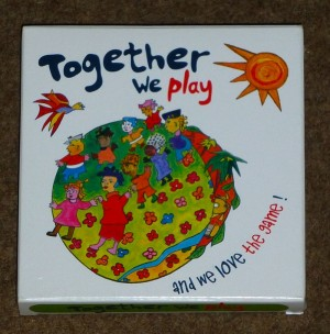 Together We Play - Nova Carta