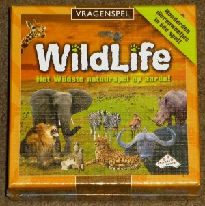 Wildlife vragenspel - Identity Games